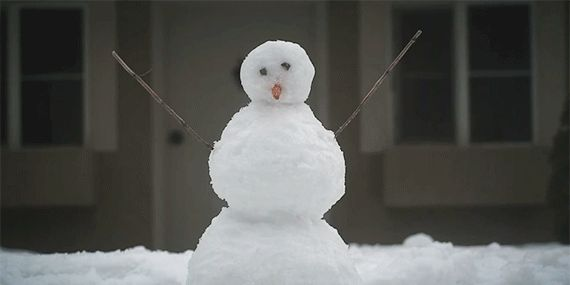Blowing Up Snowman In Slow-Motion Is The Best Way To End Winter