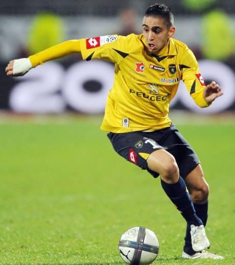 Ryad Boudebouz Sochaux