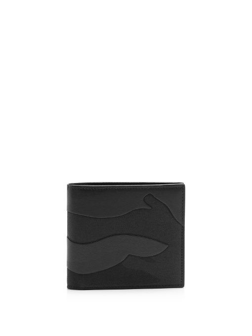 VALENTINO Canvas and leather wallet. #valentino #wallet