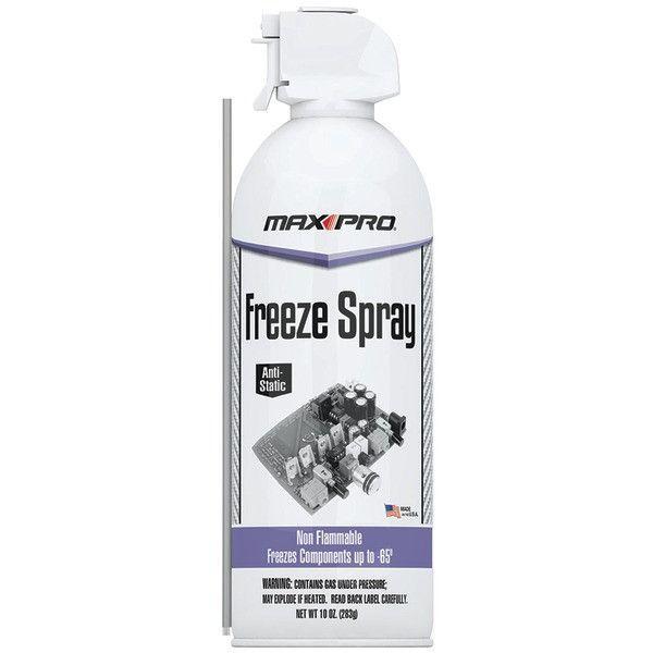 Blow Off Freeze Spray