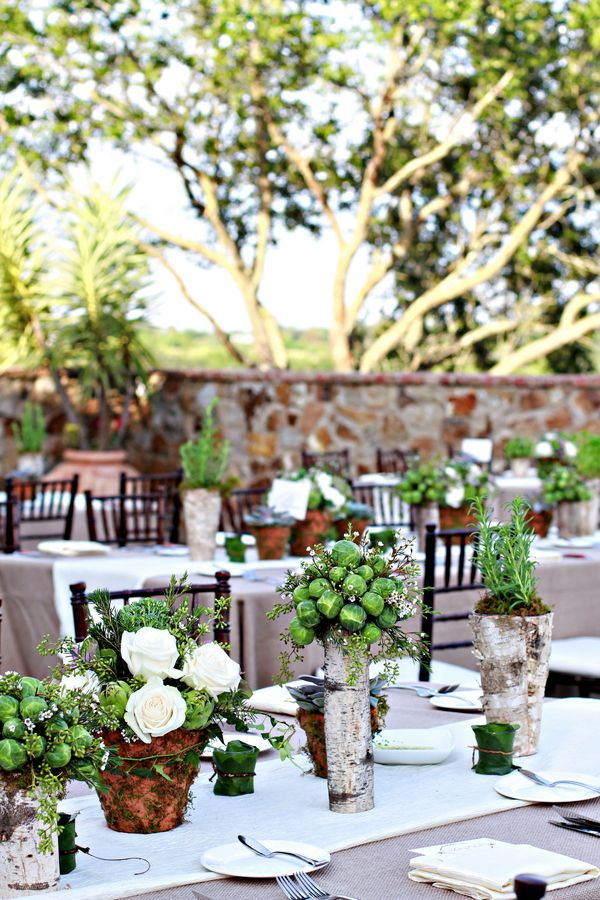 outdoor wedding decoration ideas for fall%0A A FairyTale Outdoor Wedding in Florida Inspired by Tuscany