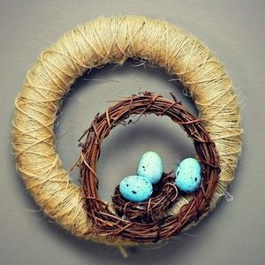 100 Low-cost and Simple DIY Easter Decorations