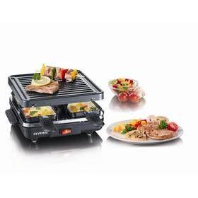 Severin - Raceltte grill 4 personnes - 2686 - Acheter / Appareil de cuisine sur Cora Drive Dorlisheim