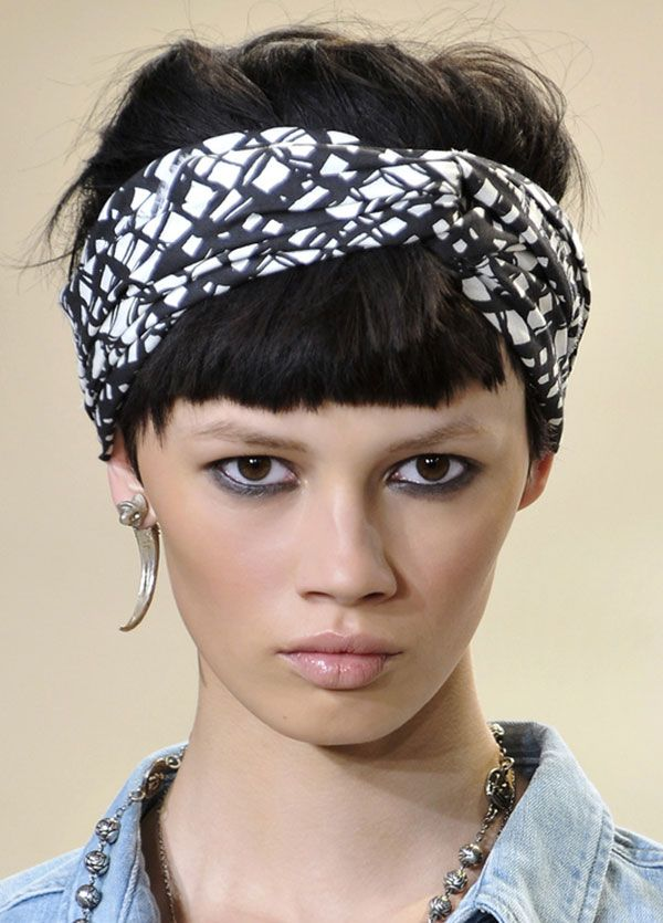 mieux incroyable sélection outlet à vendre Cheveux Courts Avec Bandeau : 10 Modèle de coiffures avec ...