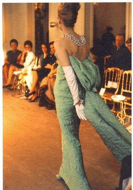 Balenciaga, 1963.
