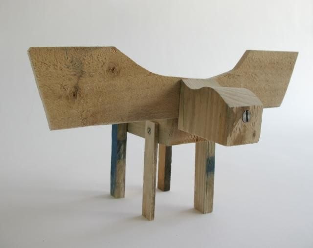 Offcuts animal, Studio Mama