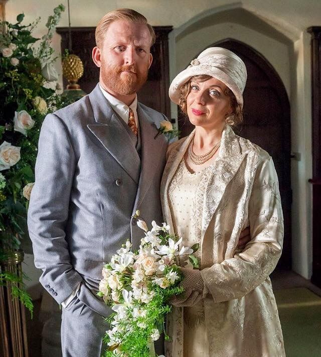 Mr. Selfridge, Mr. Grove and Ms. Mardle's Wedding.
