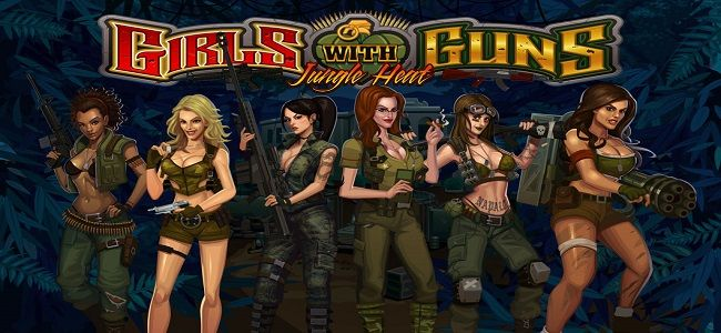 BigWinPictures - Girls with Guns - Jungle heat slot Review