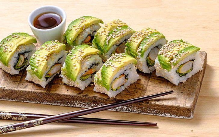 5 recetas increíbles que te harán amar al sushi aún más