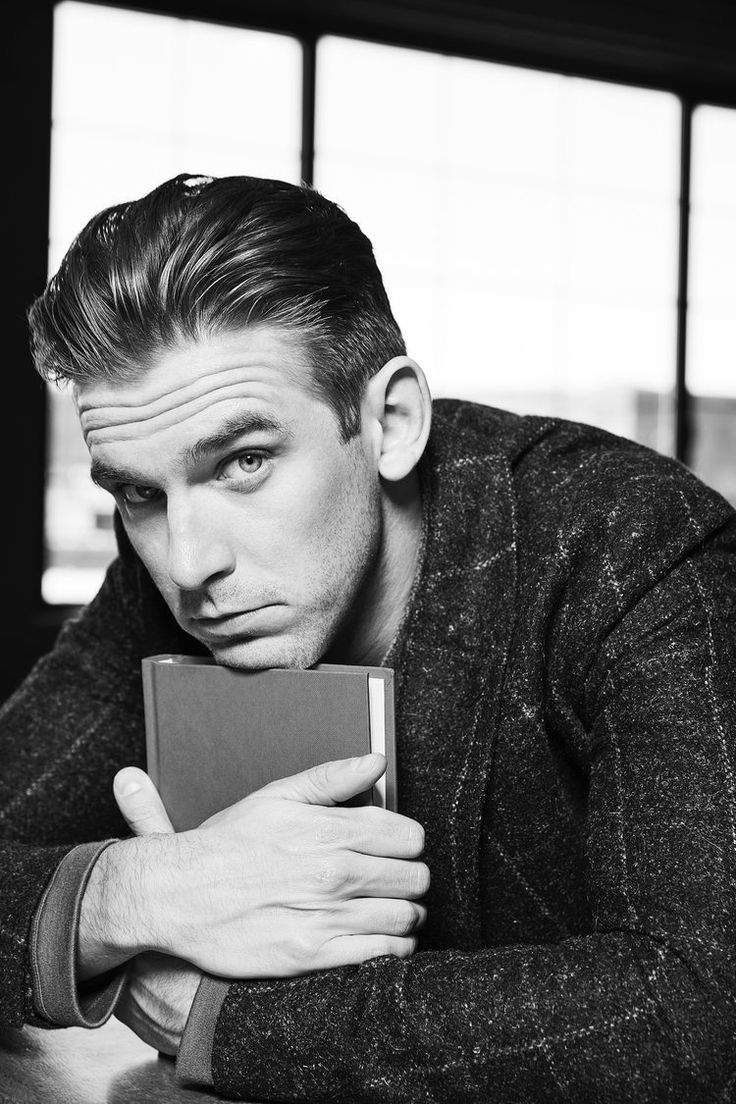 Get the fuck out of my life, Dan Stevens!!