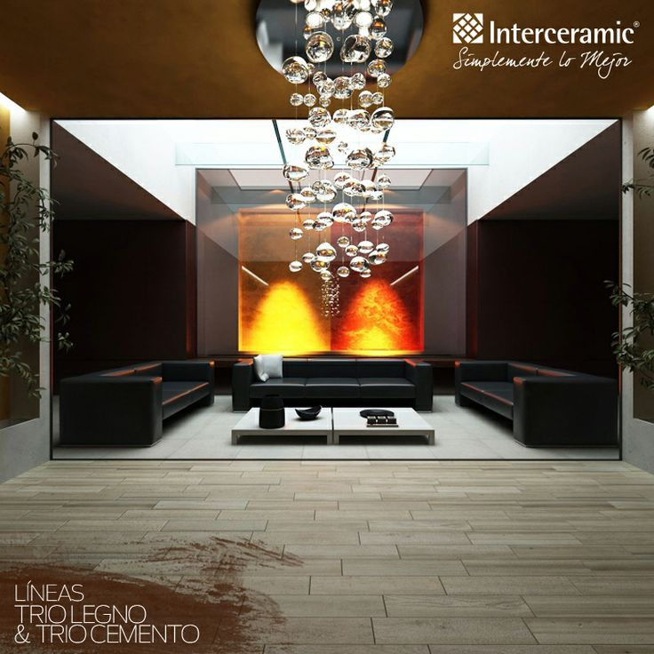 Para que tu #sala se convierta en una sala moderna de #lujo, ten en cuenta tres elementos indispensables: la #iluminación en el centro y complementarias alrededor de los sillones; muebles suficientes e imperante orden; por último #accesorios decorativos únicos que cobren peculiar protagonismo.