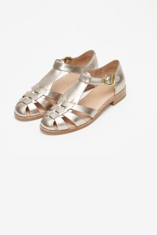 Vanishing Elephant T-Bar Sandal Pewter – Eclectic Ladyland