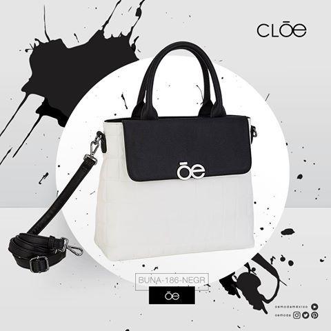 Un diseño audaz y trendy que será un clásico en tu guardarropa. Bolso Cloe PV2017