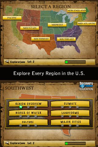 Great Social Studies App