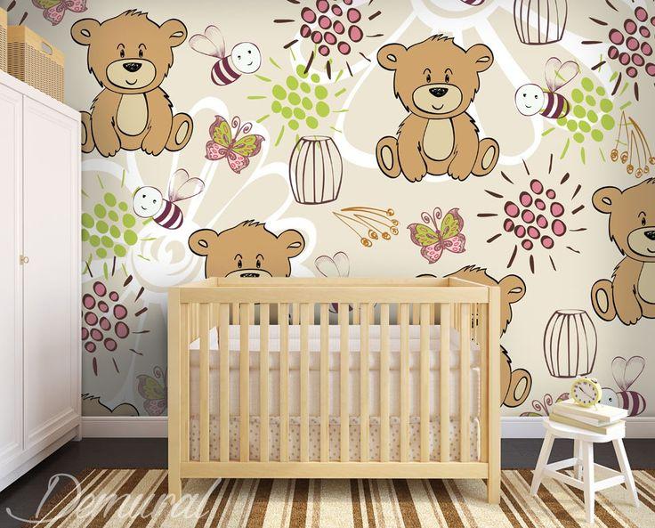 Flying teddy bears