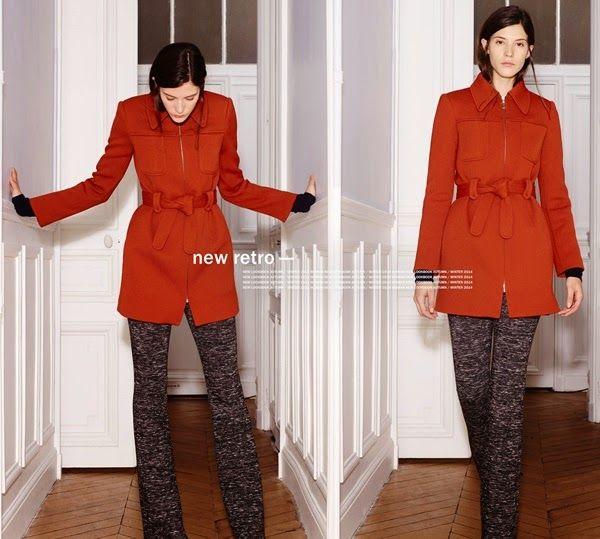 Catálogo Zara otoño-invierno 2014/2015: entre lo minimal y lo deportivo