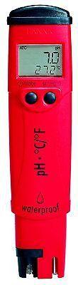 Hanna HI 98127 -2-16 pH Meter Tester pHep 4 HI98127