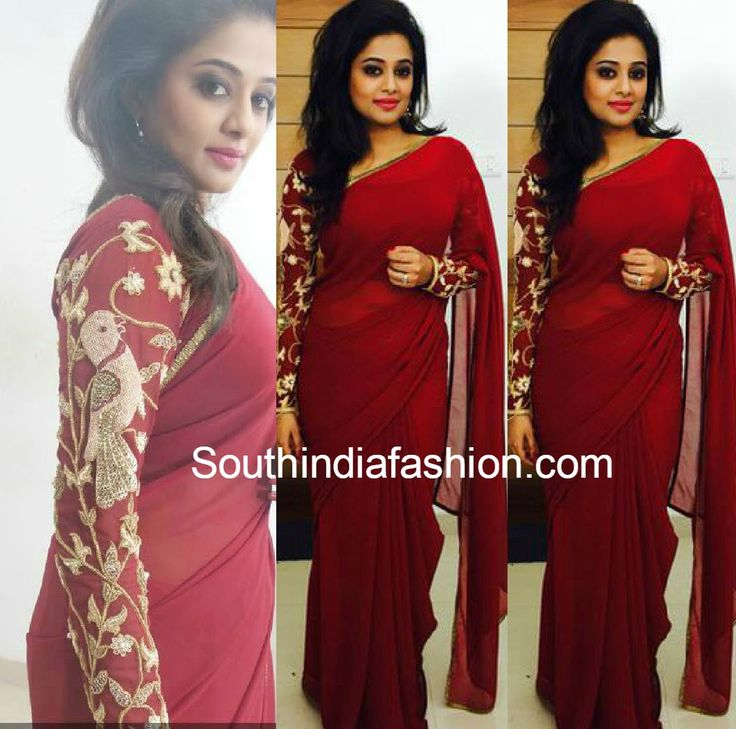 priyamani in pranaah saree