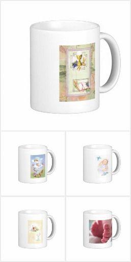 Baptism mug