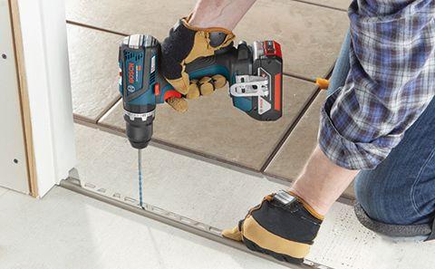 "Bosch 18V EC Brushless Compact Tough ½"" hammer drill/driver HDS183-02 – $219"