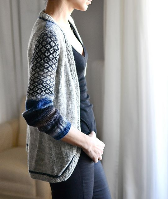 Ravelry: rililie's 2012 Cardigan