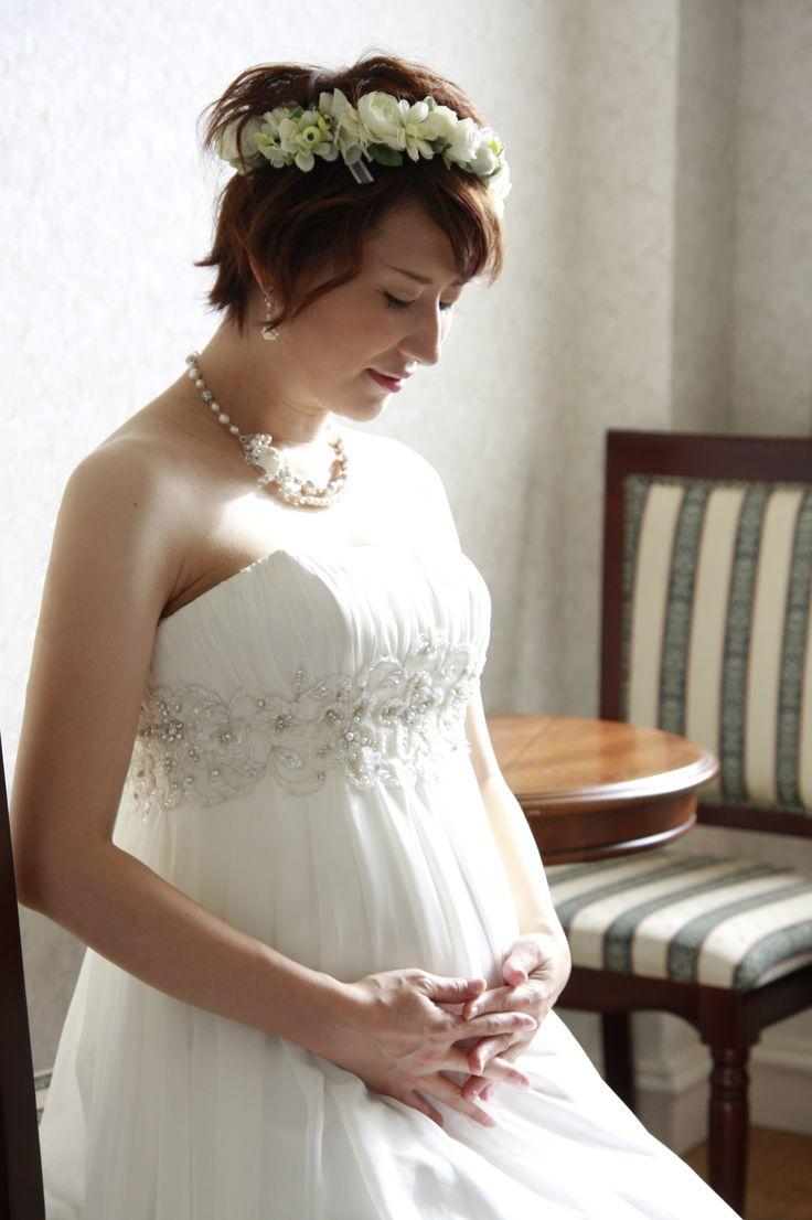 ウェディングドレス販売店の本音 - 1番人気のマタニティ・妊娠・おめでた婚用のウェディングドレス