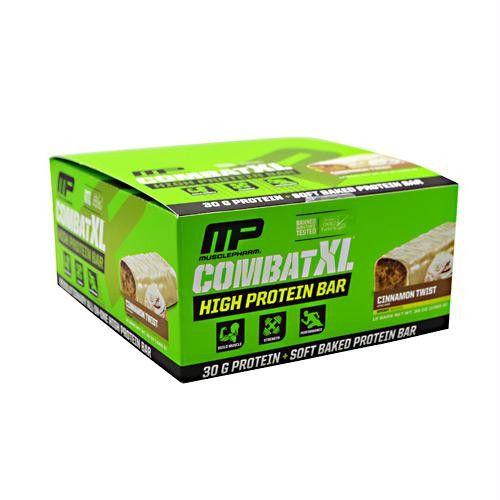 Muscle Pharm Combat Xl Cinnamon Twist
