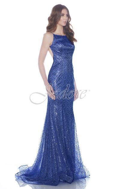Silver Tony Formal Evening Dresses By Jadore J7064 - Buy Formal Dresses online Australia