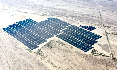 NRG Energy and MidAmerican Solar announced the completion of Agua Caliente, the world's largest photovoltaic solar facility at 290 megawatts...