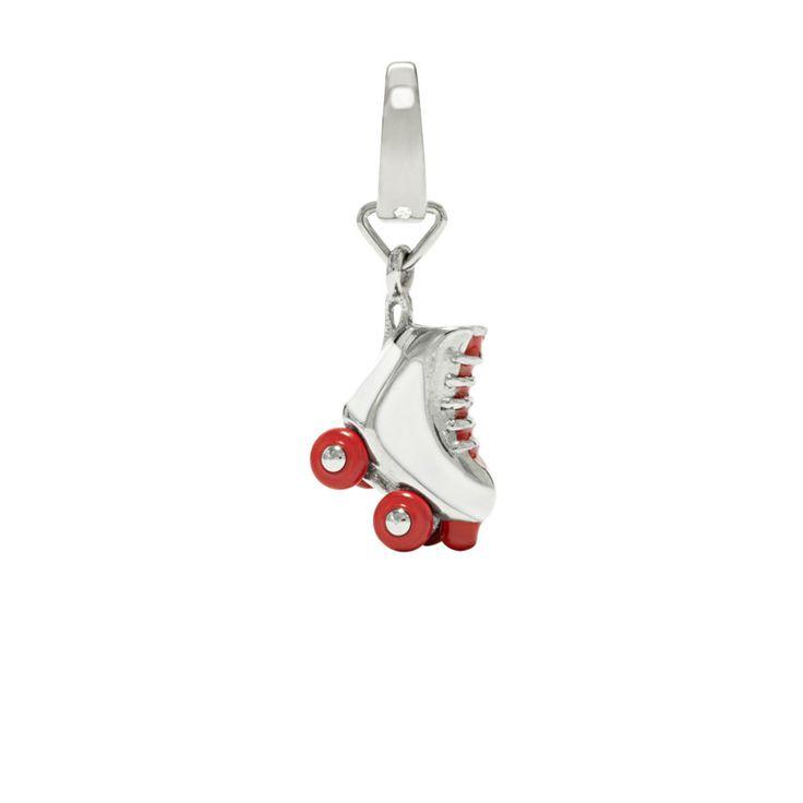 Fossil Vintage Roller Skate Charm JF00767 | FOSSIL®