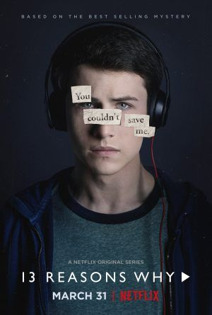 clay poster 13 reasons. why netflix