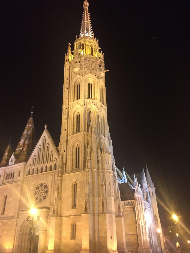 Mathias church Budapest