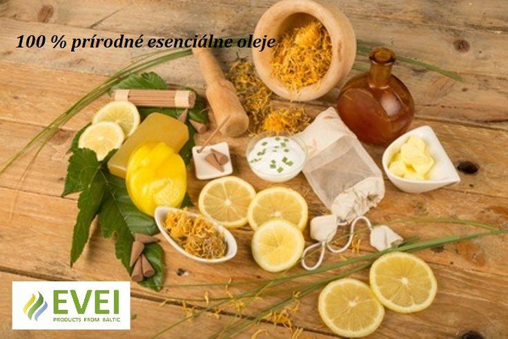 Esenciálne oleje Organické a prírodné esenciálny oleje  100 % prírodné esenciálne oleje s unikátnym vlastnosťami. Majú pozitívny účinok na ľudský organizmus.