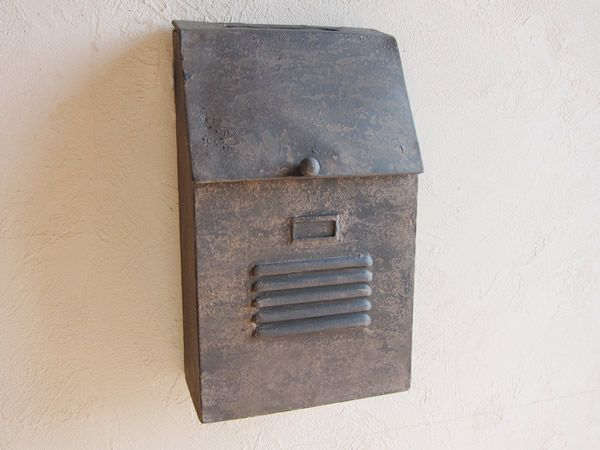 ◆GARE POST ポスト メールボックス アンティーク調 郵便受 新品 - Yahoo!オークション - ヤフオク!
