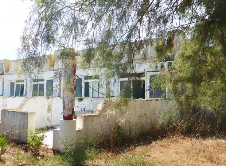 Abandoned Complex, Tingaki, Kos