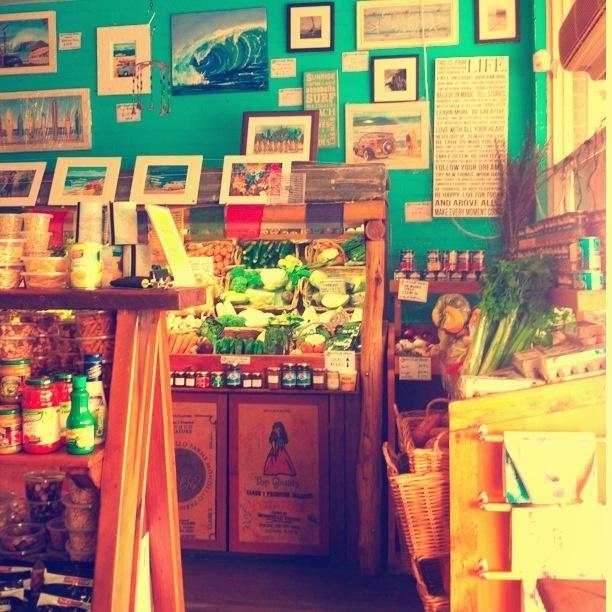 Local fruit shop- Crescent Head