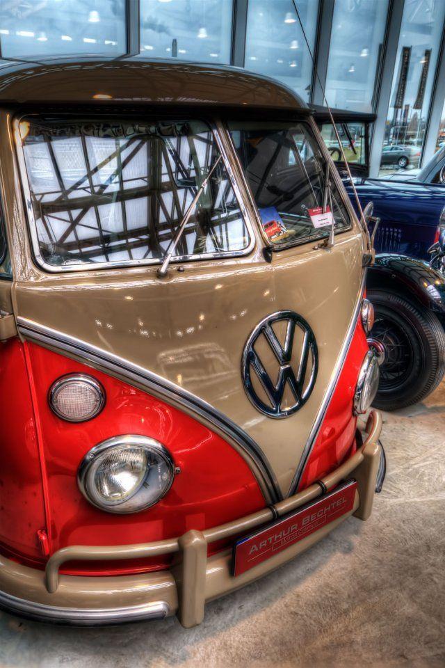 VW camper van still looking fantastic! #vw #classic #cars