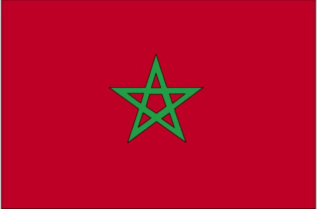 Country Flags: Morocco Flag