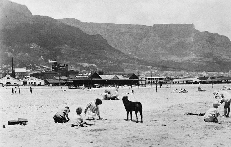 Woodstock Beach in the 1930s | by HiltonT