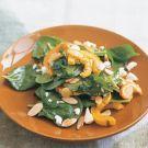Try the Warm Spinach Salad with Delicata Squash and Ricotta Salata Recipe on williams-sonoma.com