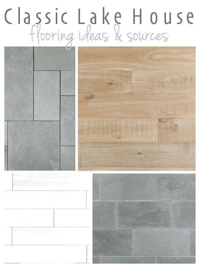 Lake House Flooring Ideas Clic
