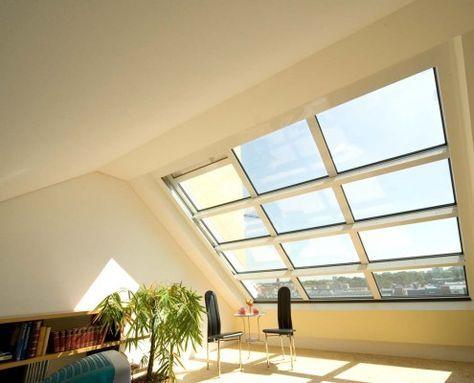 Stunning Hohe Fenster Dachschraege Maisonette Gallery - Rellik.us ...