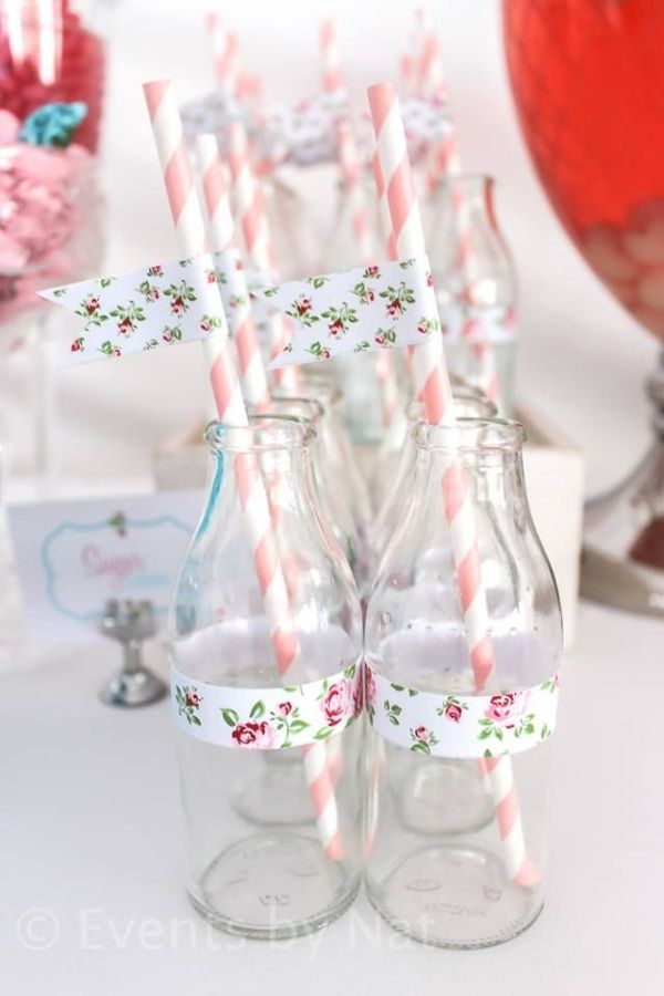 floral shabby chic party ideas for girls by Nat via baby shower ideas and supplies babyshowerideas4u
