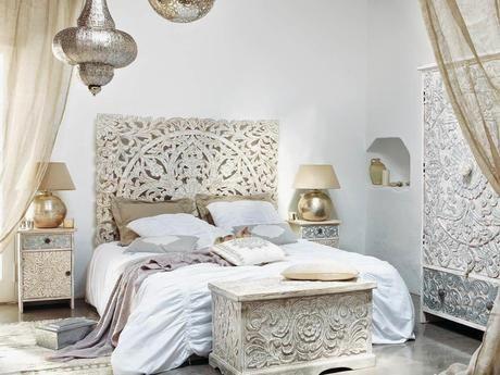 17 meilleures id es propos de d cor de chambre coucher marocain sur pinterest d co. Black Bedroom Furniture Sets. Home Design Ideas