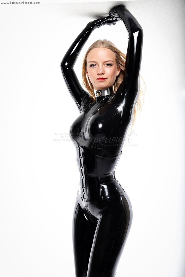 Latex catsuit gallery