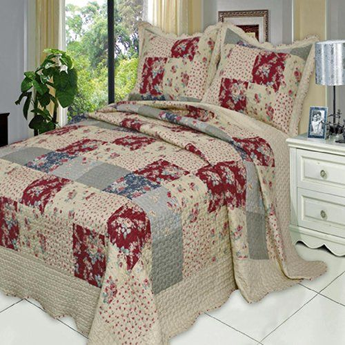 12 Best French Country Quilts Images On Pinterest