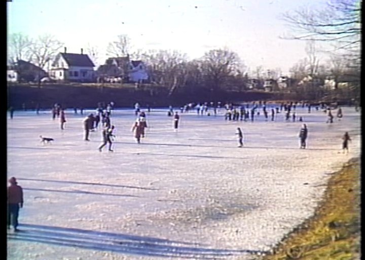 Mill Pond in the 1960 s Danvers Ma