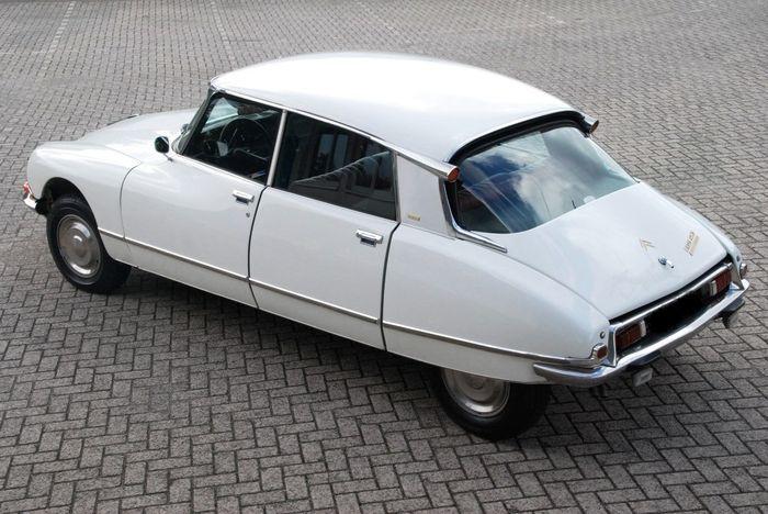 Citroën - DS 23 ie Pallas - 1974