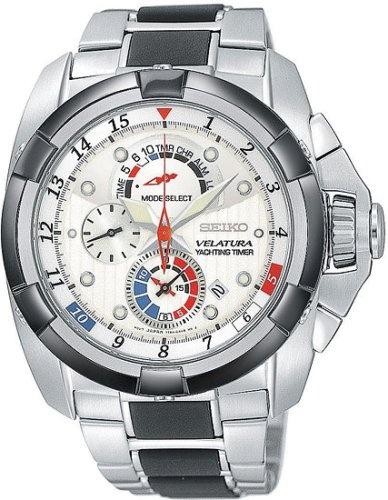 Awesome racing watch - Seiko Men's Velatura #watch
