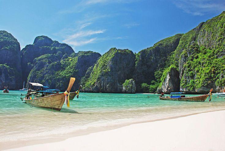 Phi Phi Island, una spiaggia fantastica in Thailandia SpiaggiaMare